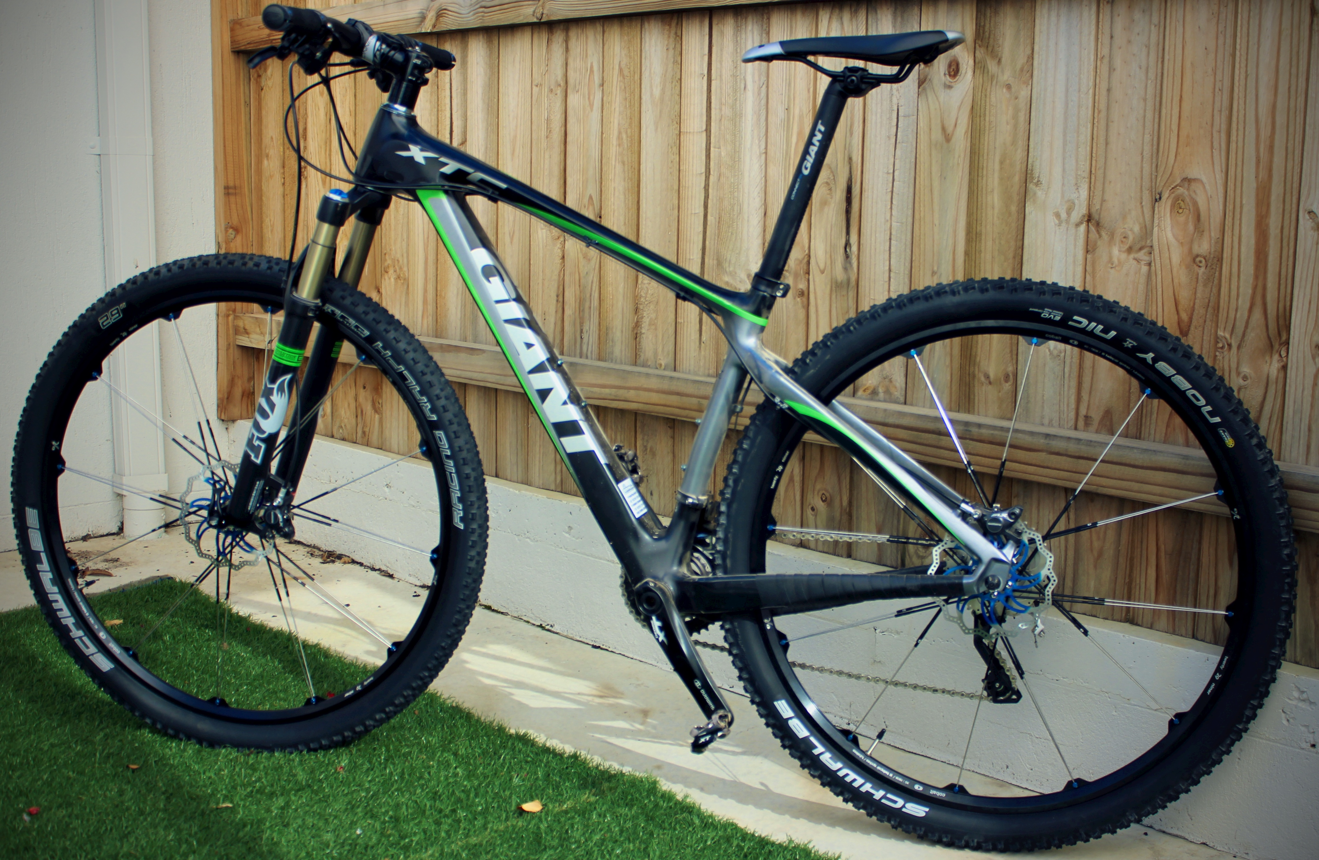 Giant XTC Composite 29er 1 – Blogged Down By Life