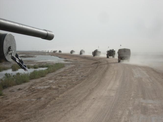 Convoy Iraq