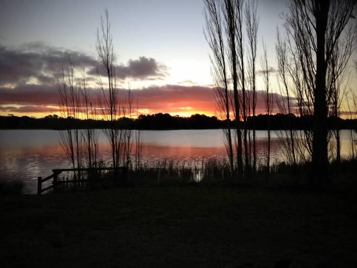 Lake G Sunset