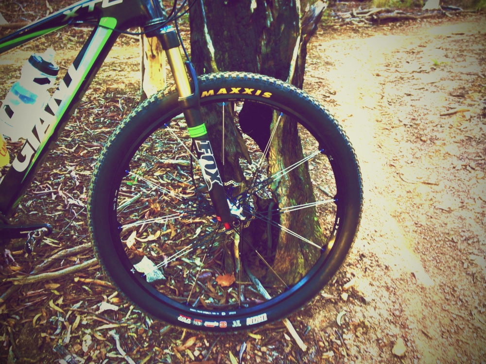 Front Tubeless
