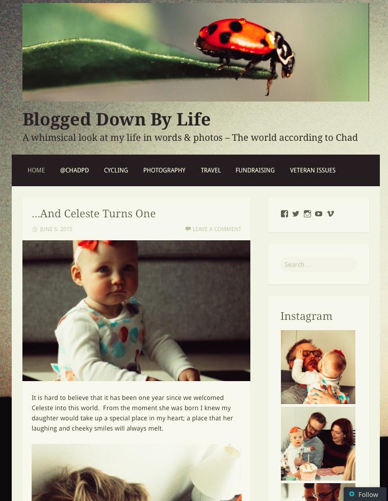 New Blog Design